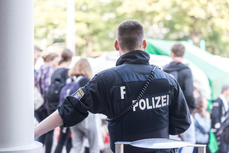 Полиция Гессен