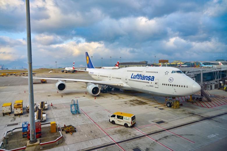 самолет аэропорт