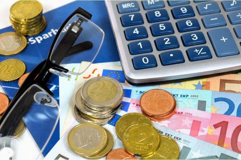 деньги евро калькулятор