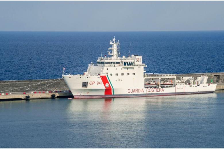 Судно береговой охраны Dattilo