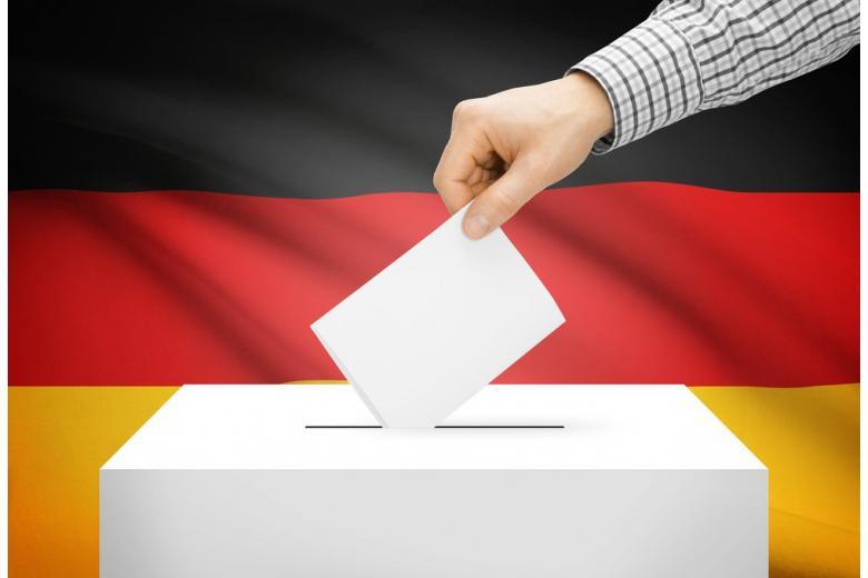 Урна для голосования на выборах
