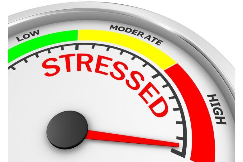 Условный стрессомер