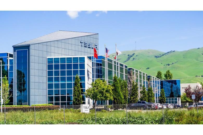 Офіс Тесла у Силіконовій долині