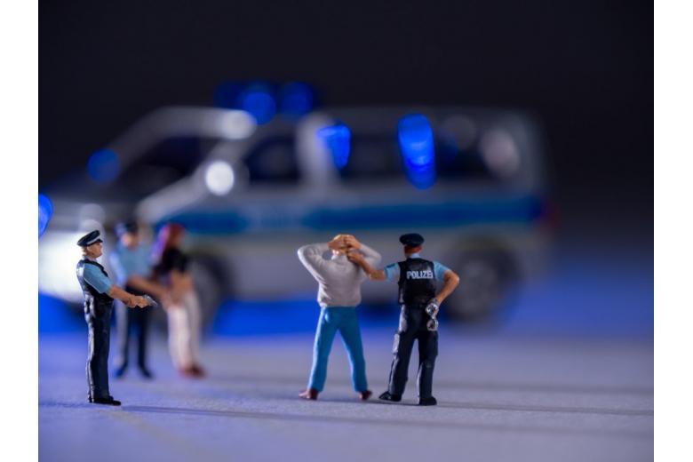 Депортация полиция