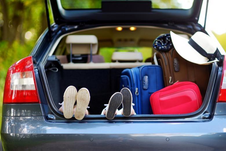 Дети в багажнике: в Баварии остановили авто с иностранцами фото 1