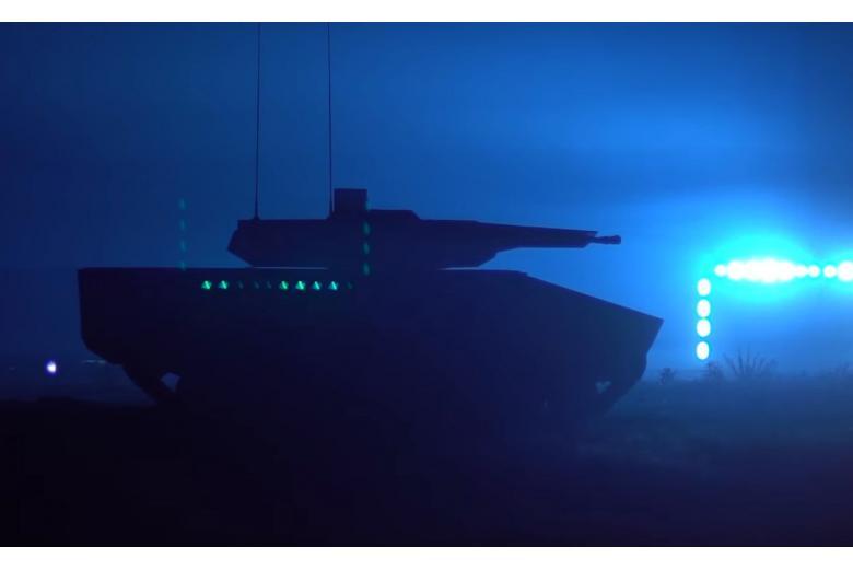 Рысь в ночном бою