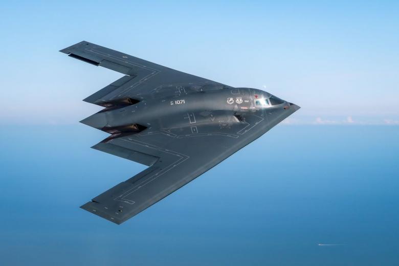Самолет-невидимка ВВВ США