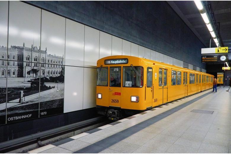метро Берлин