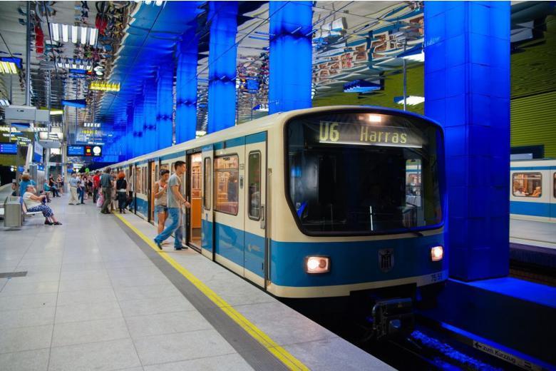 метро Мюнхен