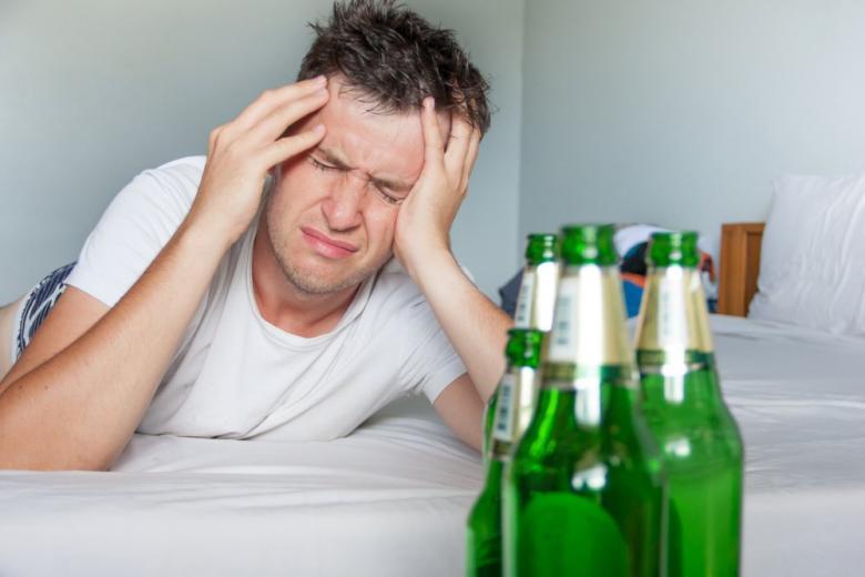 головная боль похмелье