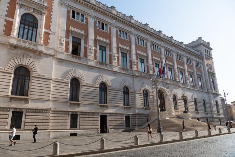 Итальянский парламент. Нижняя палата
