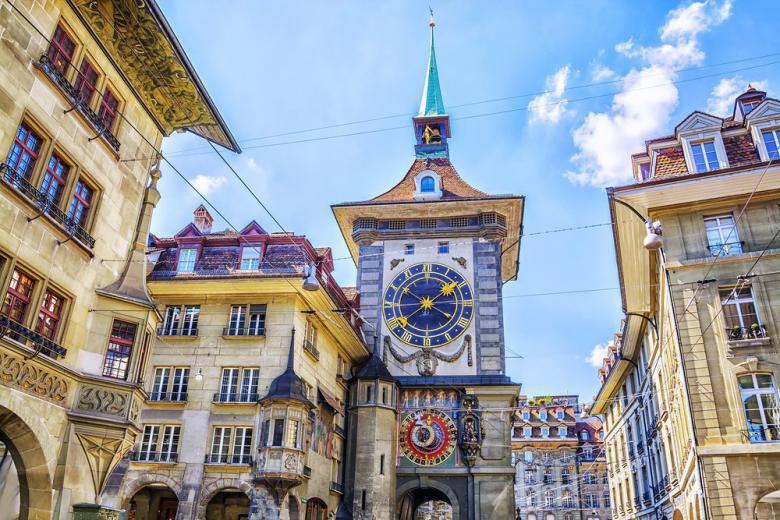 Берн - неофициальная столица Швейцарии
