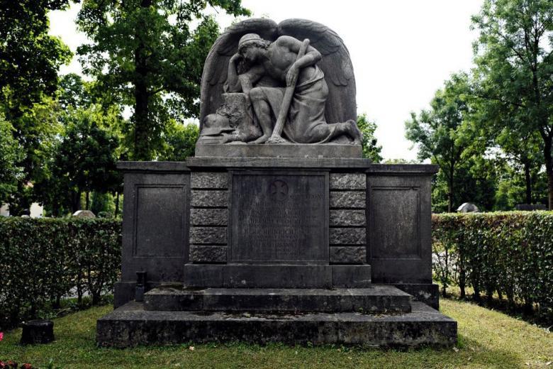 Friedhof in Munich