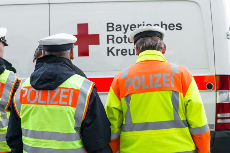 Полиция Бавария