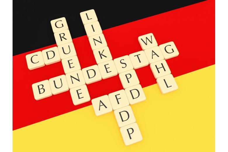 политические партии Германии