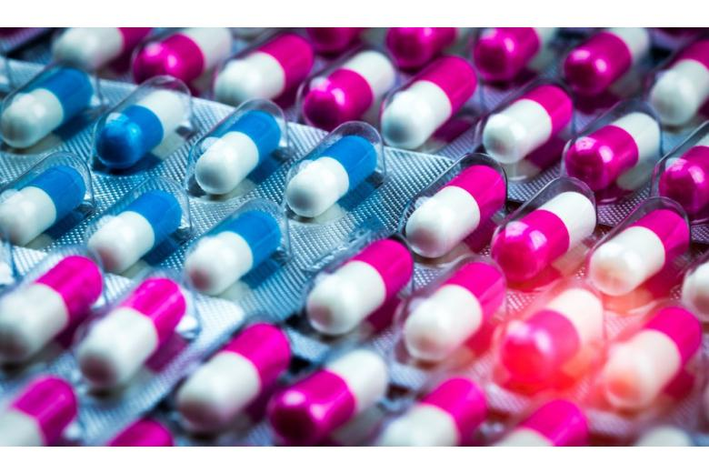 Таблетки в пачках