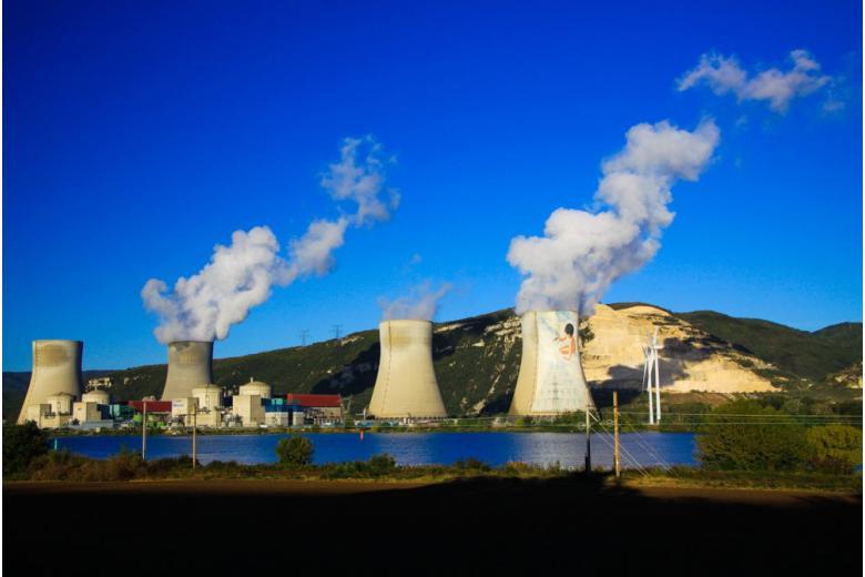 Французская АЭС
