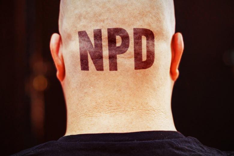 татуировка NPD