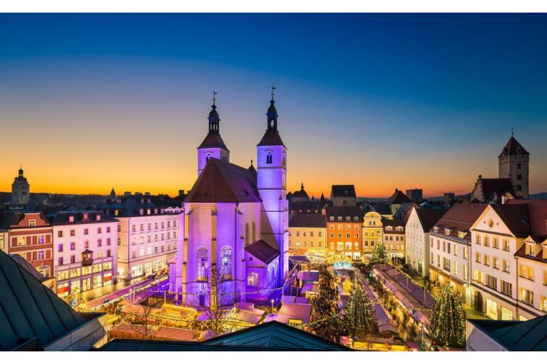 Регенсбург – город обязательный для посещения фото 1