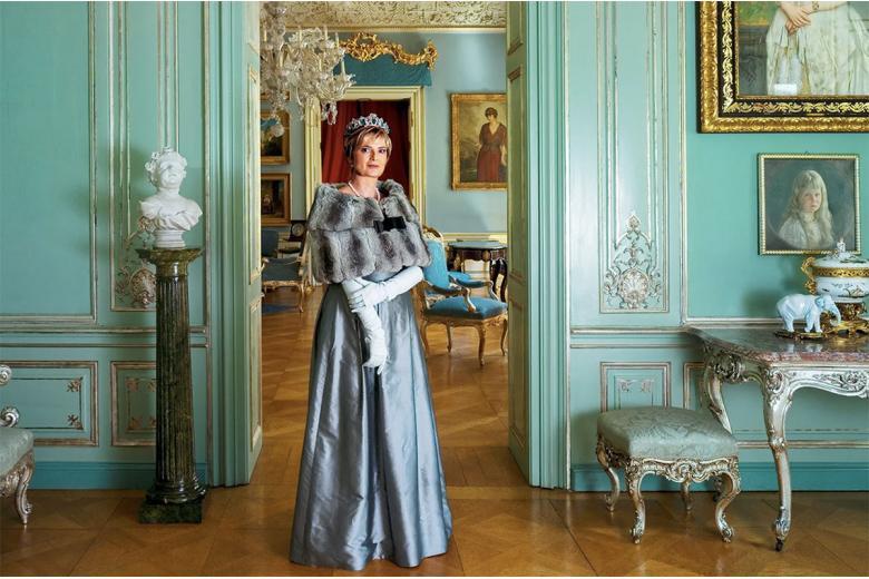 Замок Турн-и-Таксис. Регенсбург, Германия. Фото: vanityfair.com