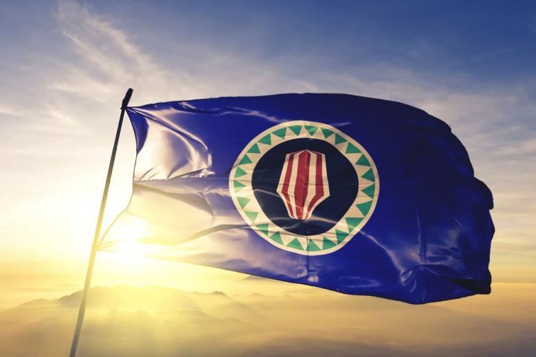 Флаг Бугенвиля