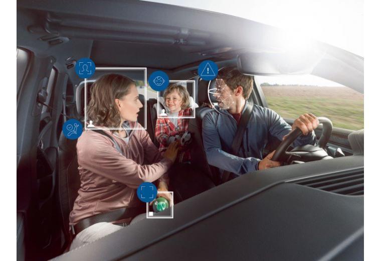 В Bosch придумали систему слежки за водителем: зачем это нужно фото 2