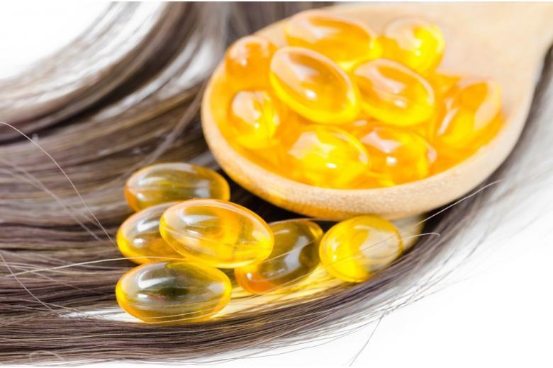 hair vitamines in capsules
