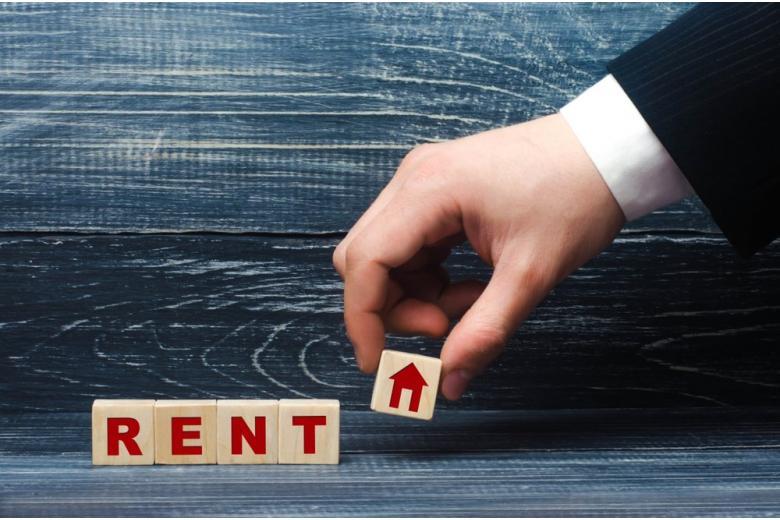 Аренда и квартплата- условное изображение