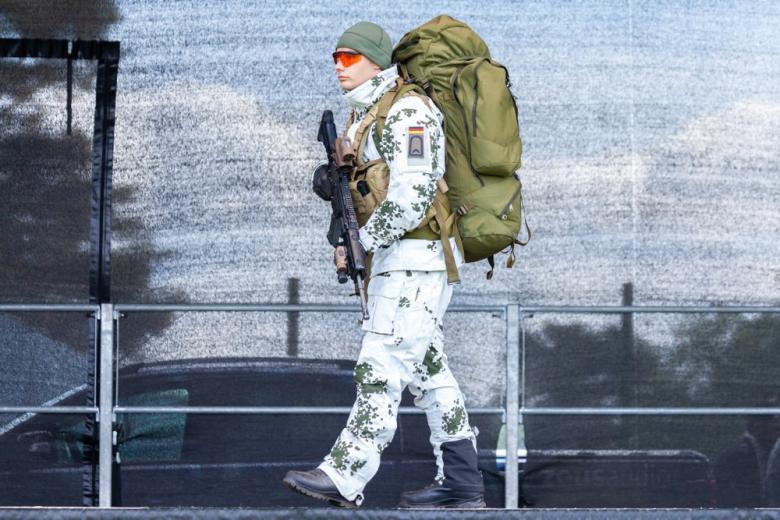 Солдаты Бундесвера ушли из горячей точки фото