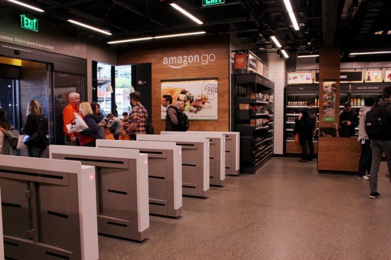 В Германии появятся стационарные магазины Amazon фото 1