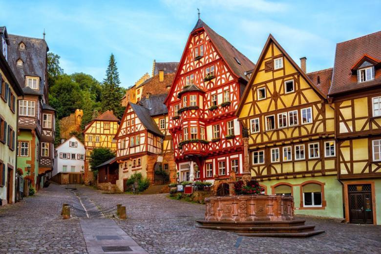 Красивейшие города Германии: ТОП-12 городов для посещения фото 1