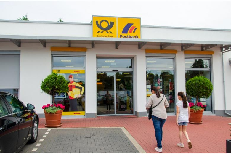 Почта Германии