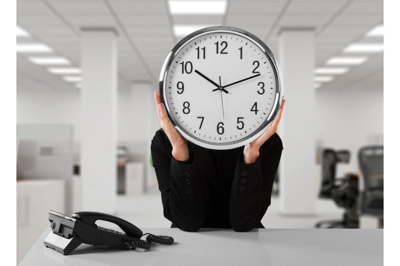 часы офис