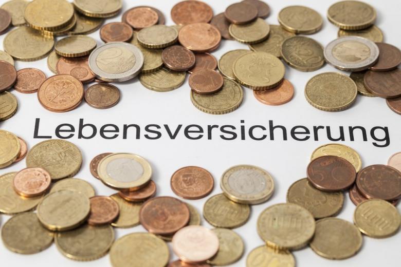 Страхование жизни на немецком