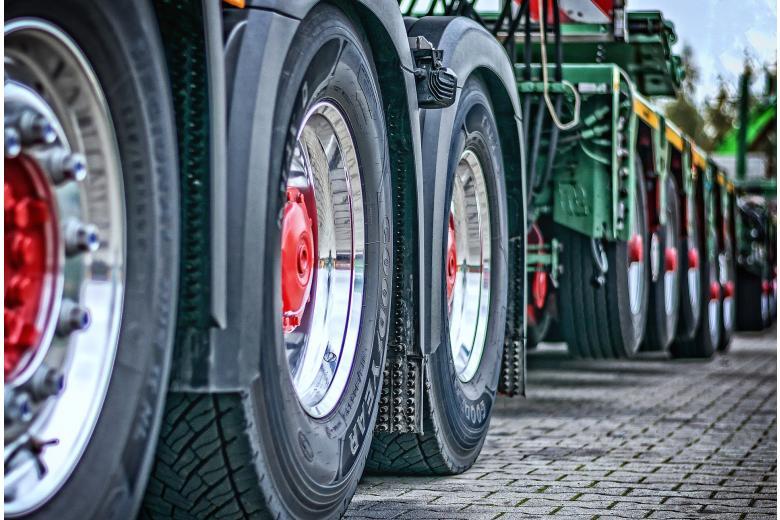 Колеса грузовиков