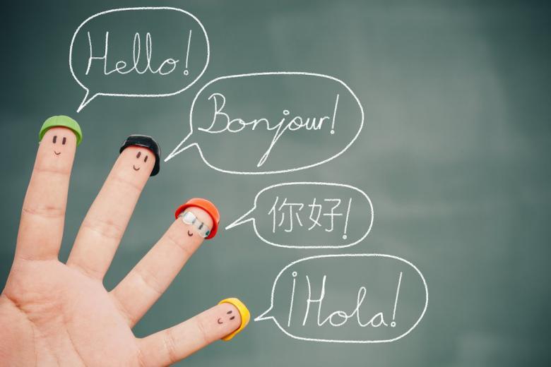Слово на нескольких языках