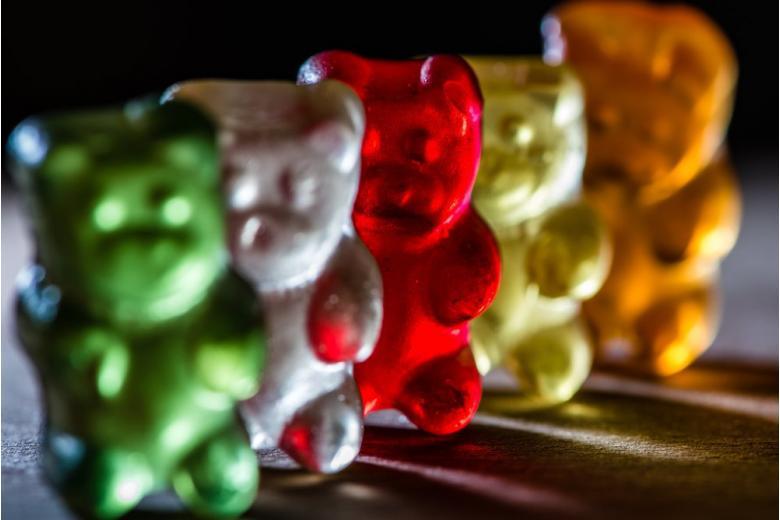 Желейные конфеты Haribo фото
