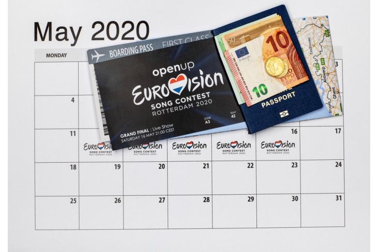 билет на евровидение