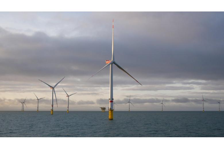 ветровая электростанция