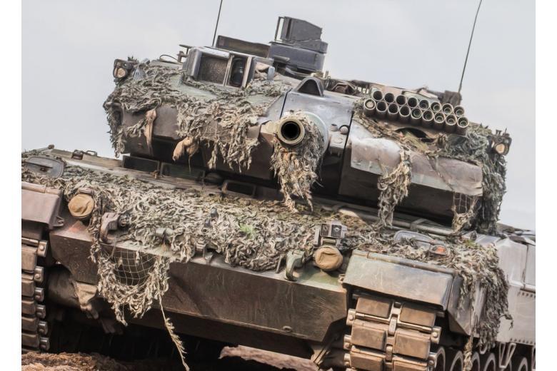 Немецкий танк Леопард