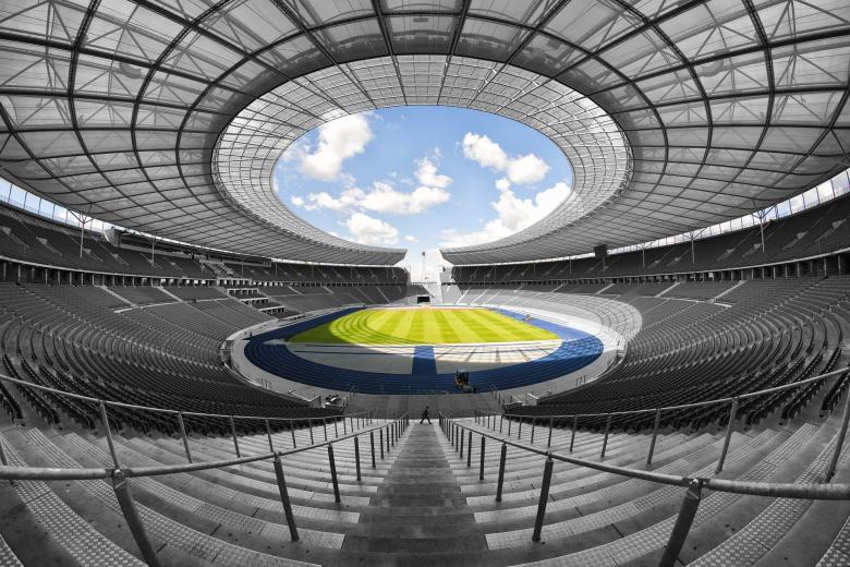Стадион в Берлине