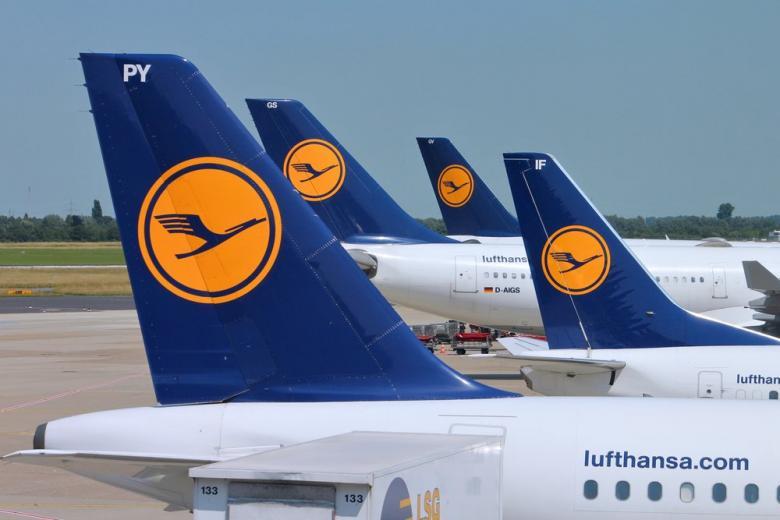 Авиапарк Lufthansa готов к новым рейсам фото