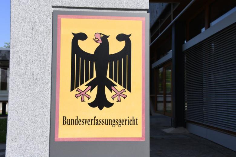 bundesverfassunggericht in Karlsruhe