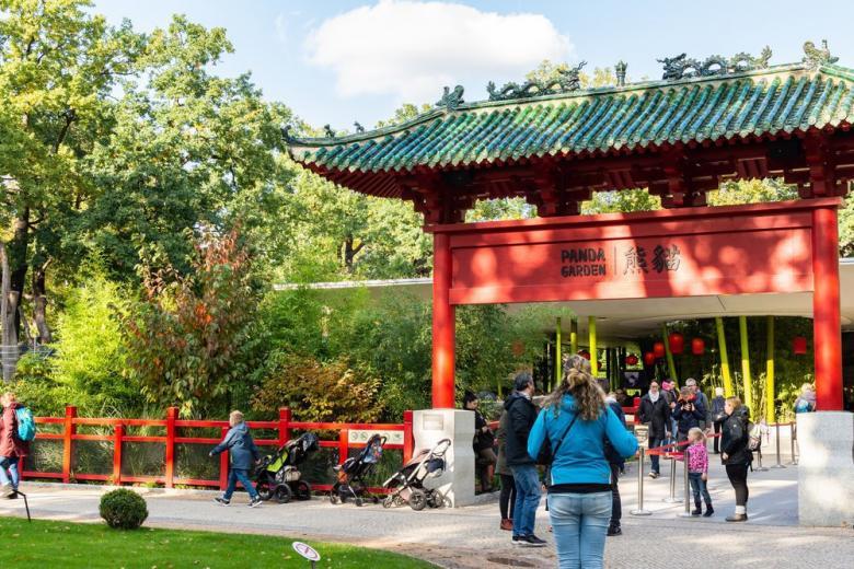 ТОП–10 лучших зоопарков Германии фото 1