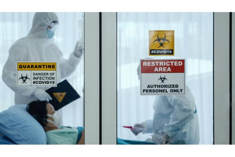 В Берлине построят больницу для пациентов с коронавирусом фото 1