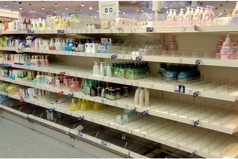 Без паники: Германия  — среди крупнейших производителей мыла и чистящих средств фото 1