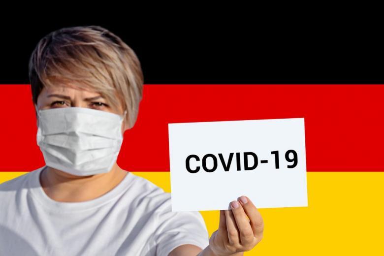коронавирус Германия