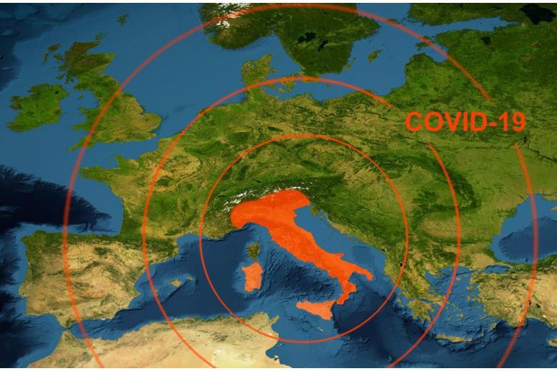 Число жертв коронавируса в Италии выросло за сутки на 345 человек фото 1