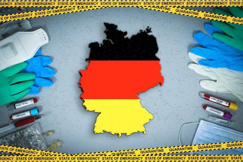 Немцы боятся коронавируса: самая большая катастрофа Германии после войны фото 1
