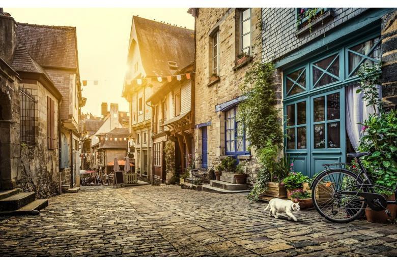 Красивые маленькие города Германии фото 1